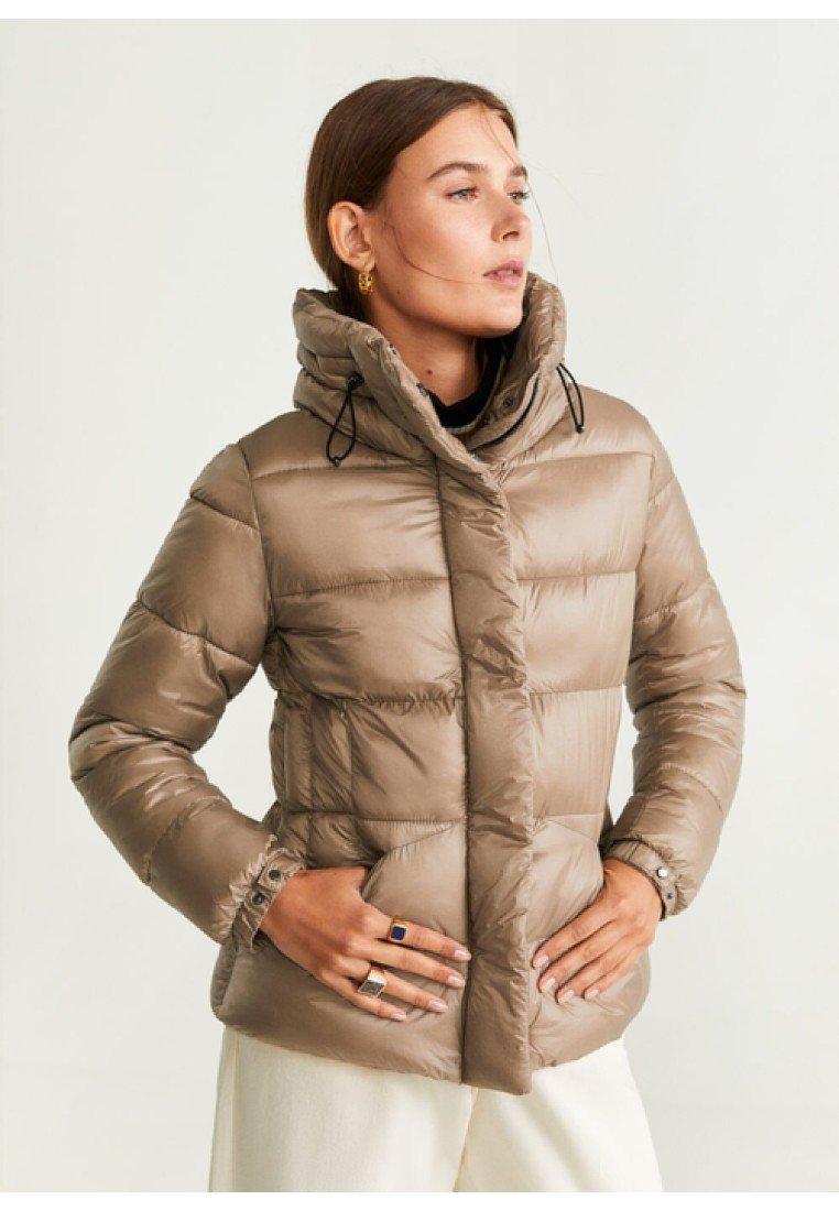 Mango - OTAWA - Winter jacket - beige