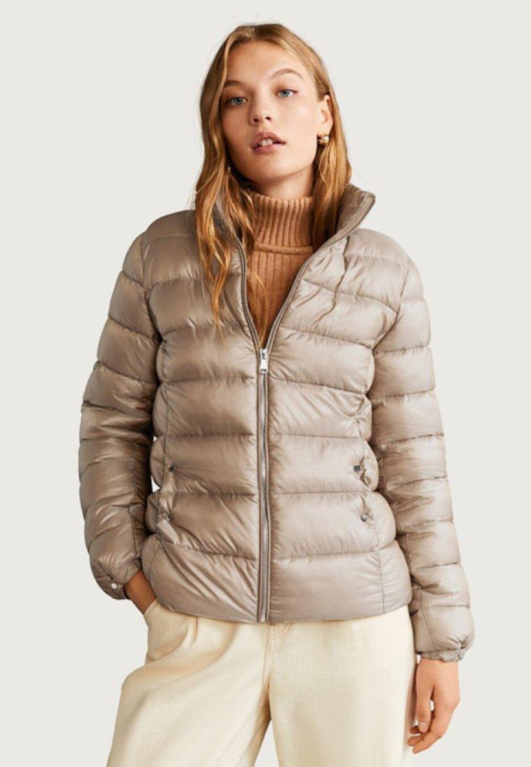 Mango - BLANDIHU - Winter jacket - beige