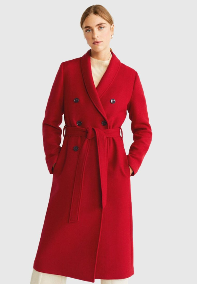 Mango - LISA - Trenchcoat - red
