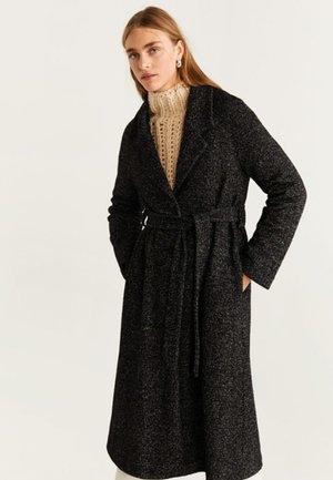 LISI - Płaszcz wełniany /Płaszcz klasyczny - black