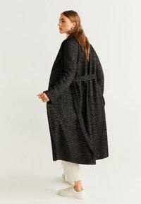 Mango - LISI - Manteau classique - black - 2
