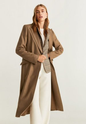 CLAUDIO - Trench - brown