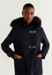 Mango - SHORPERK - Winter jacket - dark navy/blue - 0