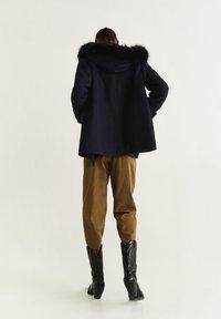 Mango - SHORPERK - Winter jacket - dark navy/blue - 2