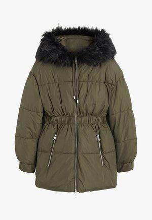 FIONA - Płaszcz zimowy - khaki