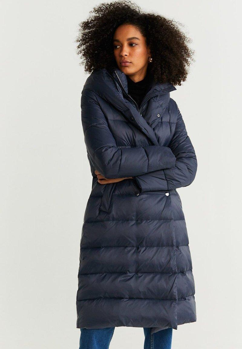 Mango - OSLO5-S - Down coat - dark navy/blue