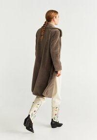Mango - VINTAGE - Classic coat - medium brown - 2