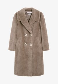 Mango - VINTAGE - Classic coat - medium brown - 3