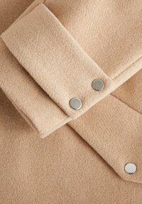 Mango - AUDREY - Short coat - beige - 3