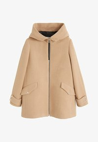 Mango - AUDREY - Short coat - beige - 4