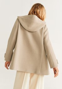 Mango - AUDREY - Short coat - beige - 2