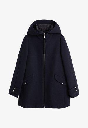 AUDREY - Krótki płaszcz - dark blue