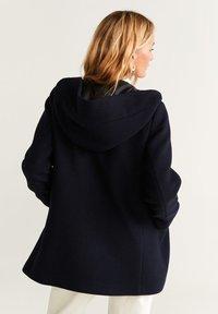 Mango - AUDREY - Manteau court - dark blue - 2