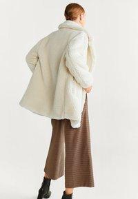 Mango - SHORTBOX - Winter coat - Cream white - 2