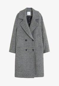 Mango - TWIN - Classic coat - grey - 3
