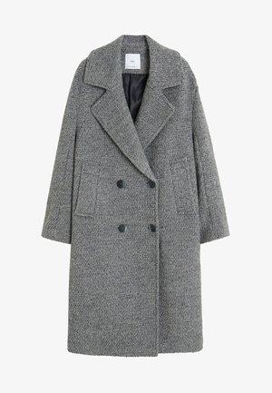 TWIN - Płaszcz wełniany /Płaszcz klasyczny - grey