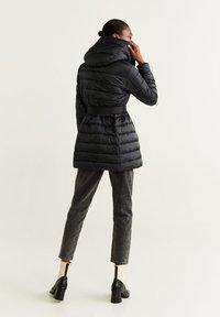 Mango - MARAIS - Winter coat - black - 2