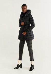 Mango - MARAIS - Winter coat - black - 1