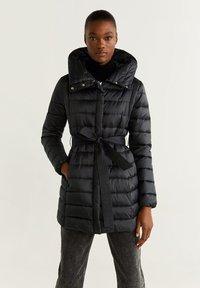 Mango - MARAIS - Winter coat - black - 0
