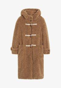 Mango - RENNE - Płaszcz zimowy - camel - 4