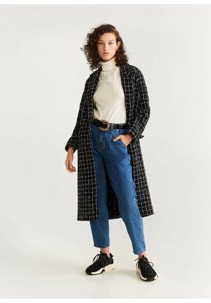 WINTOUR - Płaszcz wełniany /Płaszcz klasyczny - black