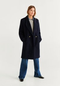 Mango - SIBO - Classic coat - dark/navy/blue - 1