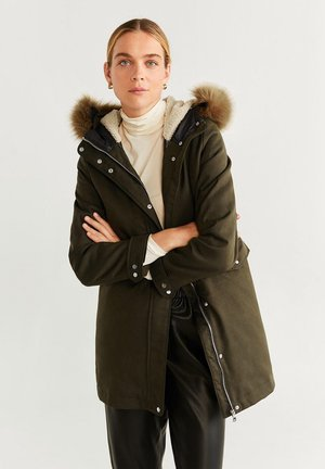MARKITOS - Winter coat - khaki