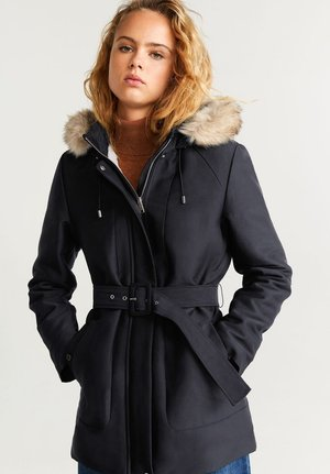 HOURS - Parka - black
