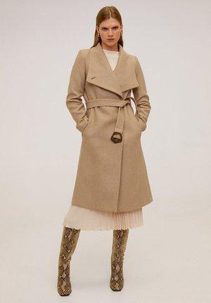 VENUS - Cappotto classico - brown