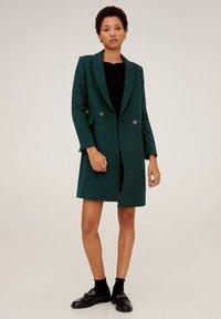 Mango - DALI - Short coat - green - 1