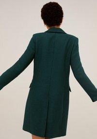 Mango - DALI - Short coat - green - 2