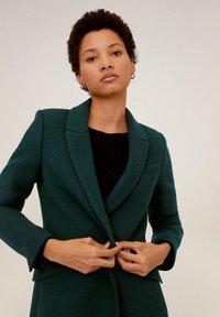 Mango - DALI - Short coat - green - 3