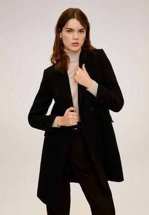DALI - Krótki płaszcz - black