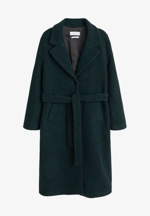 ROBE - Classic coat - green
