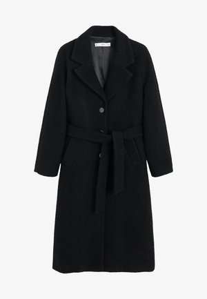 ROBE - Kåpe / frakk - black