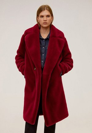 CHILLY - Winter coat - red