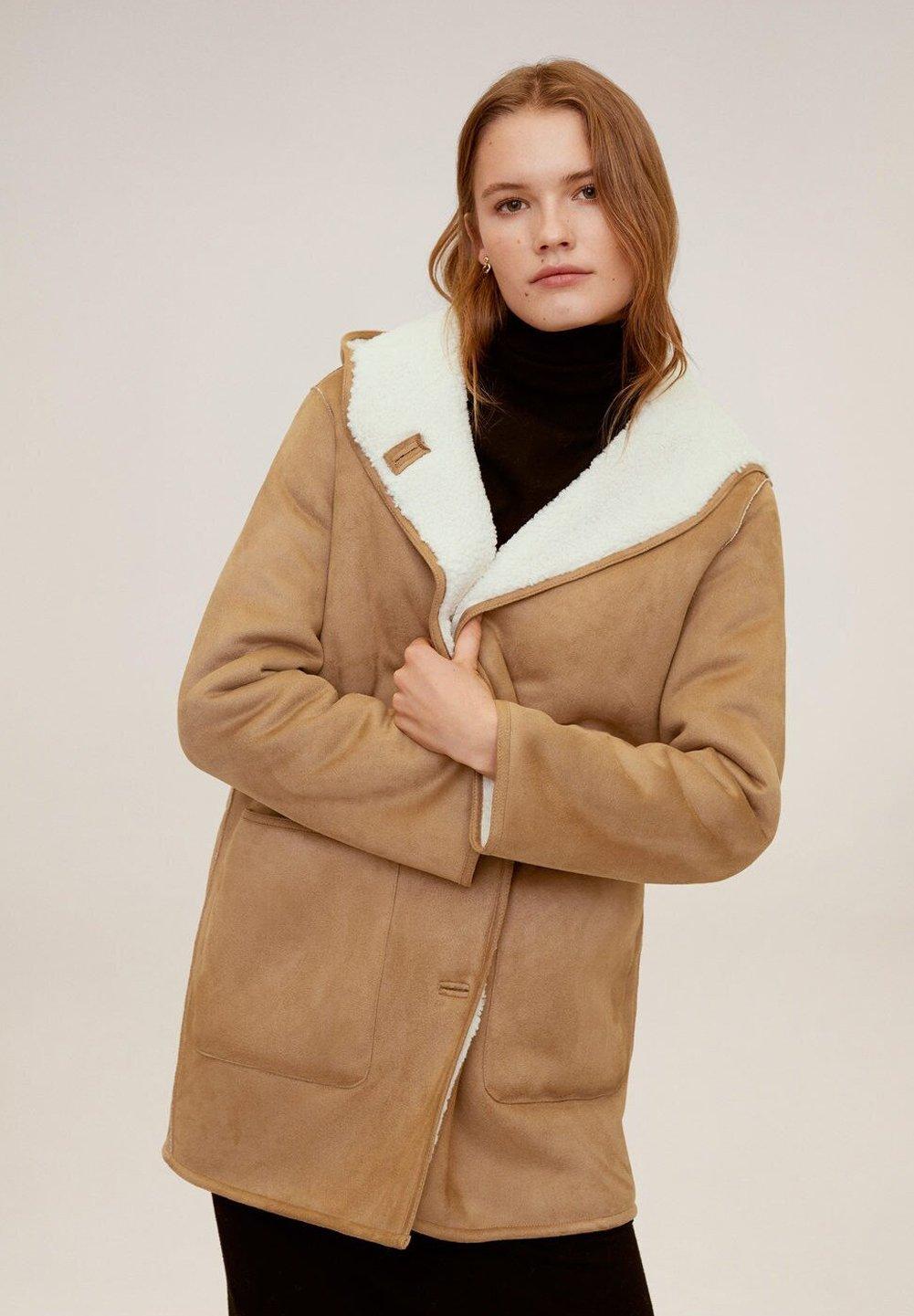 Brune Vinterjakker | Damer | Køb din nye vinterjakke online