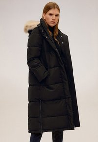 Mango - AURA - Winter coat - black - 0
