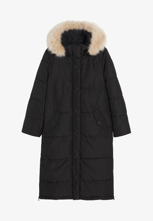 AURA - Winter coat - black