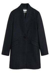 Mango - STREEP - Short coat - dark navy blue - 0