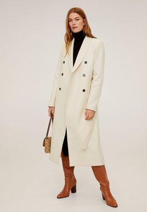 MAGGIE  - Classic coat - ecru