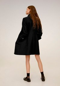 Mango - EIFFEL - Classic coat - black - 2
