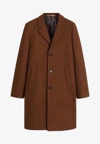 Mango - CHELSEA - Classic coat - brownish orange - 6