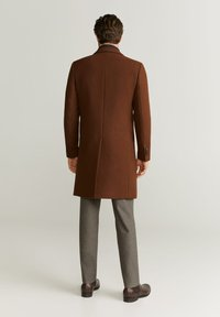 Mango - CHELSEA - Classic coat - brownish orange - 2