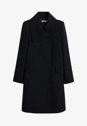 JANE - Cappotto classico - black