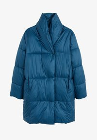 Mango - NEDALONG - Winter coat - petrolblau - 3