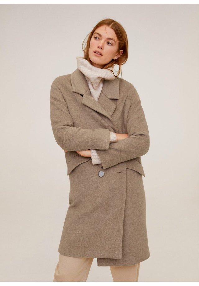 BARTOLI - Płaszcz wełniany /Płaszcz klasyczny - kaffeebraun