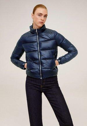 LOMI - Winter jacket - marineblau