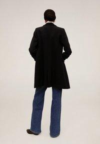 Mango - SUGUS - Short coat - schwarz - 2