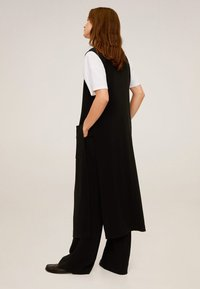 Mango - ELODY - Vest - schwarz - 2